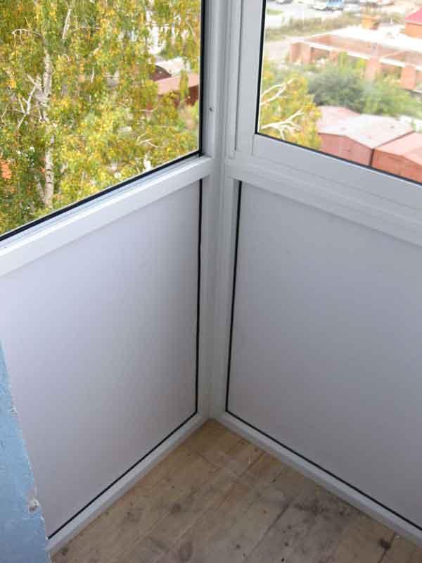 Как остеклить балкон материалы цены фото..